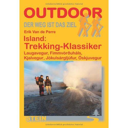 Eric van de Perre - Island: Trekking-Klassiker Laugavegur, Fimmvörouháls, Kjalvegur, Jökulsárgljúfur, Öskjuvegur - Preis vom 20.10.2020 04:55:35 h