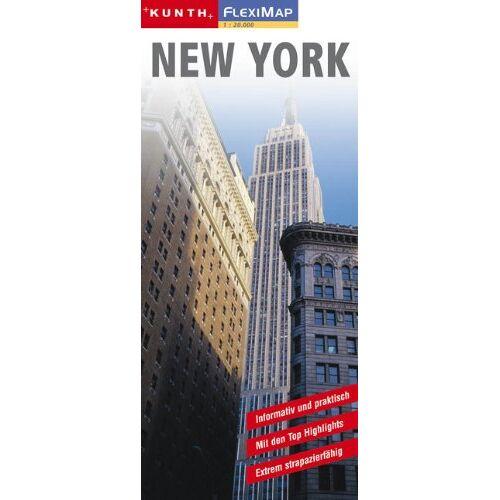 - FlexiMap : New York: Fleximaps Die Welt - Preis vom 15.01.2021 06:07:28 h
