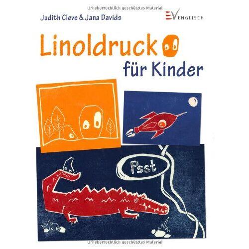 Judith Cleve - Linoldruck für Kinder - Preis vom 08.11.2019 05:55:38 h