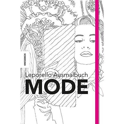 Carla Shale - Leporello Ausmalbuch: Mode - Preis vom 23.11.2020 06:07:38 h