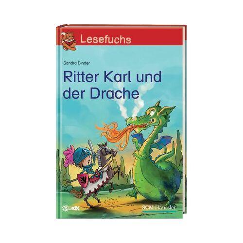 Sandra Binder - Ritter Karl und der Drache - Preis vom 03.09.2020 04:54:11 h