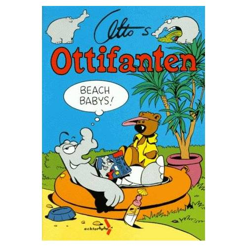 Otto Waalkes - Ottifanten, Bd.7, Beach Babys - Preis vom 04.10.2020 04:46:22 h