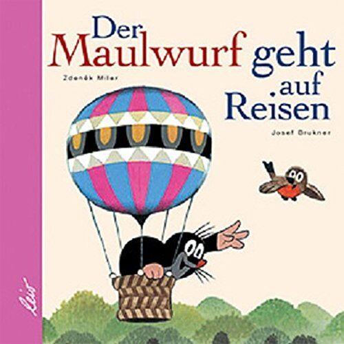 Josef Brukner - Der Maulwurf geht auf Reisen - Preis vom 10.05.2021 04:48:42 h