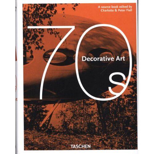 Charlotte Fiell - Decorative Art 70s - Preis vom 18.01.2020 06:00:44 h