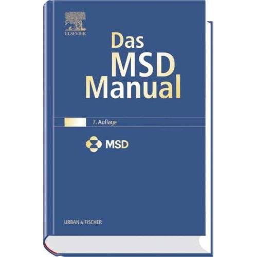 Sharp Das MSD Manual der Diagnostik und Therapie - Preis vom 27.10.2020 05:58:10 h