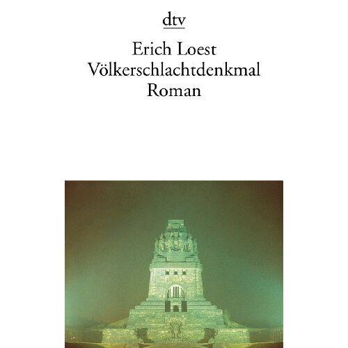 Erich Loest - Völkerschlachtdenkmal: Roman - Preis vom 08.04.2021 04:50:19 h