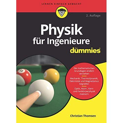 Christian Thomsen - Physik für Ingenieure für Dummies - Preis vom 31.03.2020 04:56:10 h
