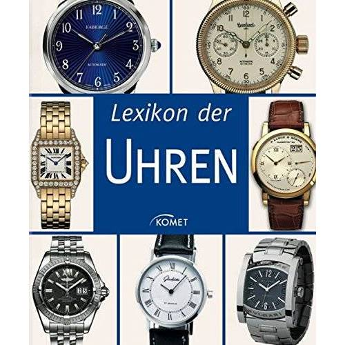 Rolf Lohberg - Lexikon der Uhren - Preis vom 08.05.2021 04:52:27 h