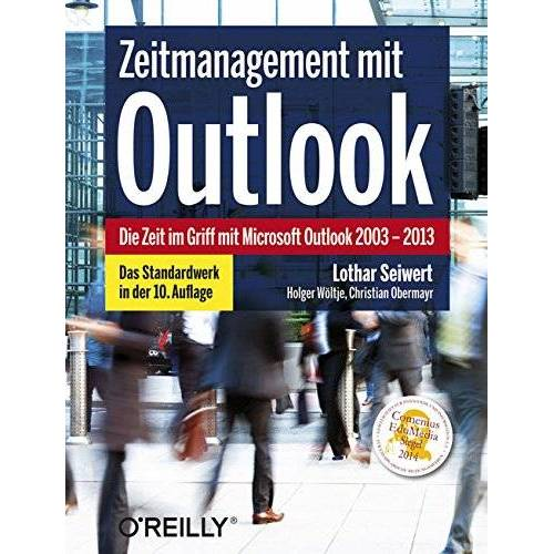 Lothar Seiwert - Zeitmanagement mit Outlook - Preis vom 09.05.2021 04:52:39 h