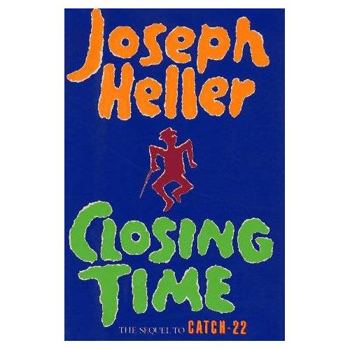 Heller, Joseph L. - Closing Time: A Novel - Preis vom 27.02.2021 06:04:24 h
