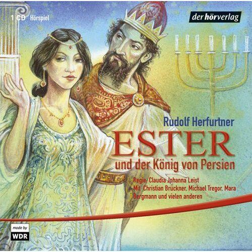 Rudolf Herfurtner - Ester und der König von Persien. CD - Preis vom 22.10.2020 04:52:23 h