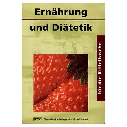 Erika Fink - Ernährung und Diätetik für die Kitteltasche - Preis vom 10.09.2020 04:46:56 h