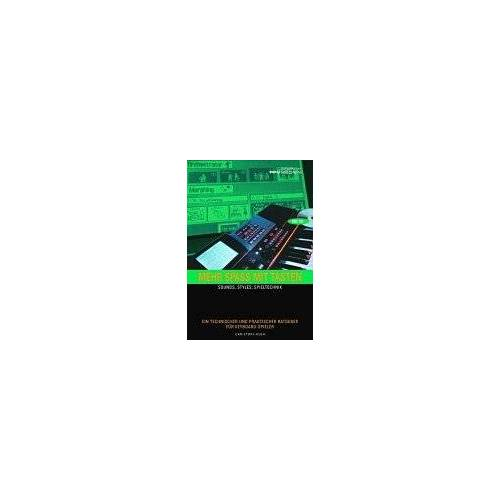 Christoph Klüh - Mehr Spaß mit Tasten. Sounds, Styles, Spieltechnik.: Sounds, Styles, Spieltechnik. Ein technischer und praktischer Ratgeber für Keyboard-Spieler - Preis vom 09.05.2021 04:52:39 h