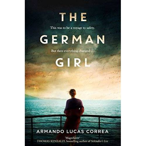 Correa, Armando Lucas - The German Girl - Preis vom 11.05.2021 04:49:30 h