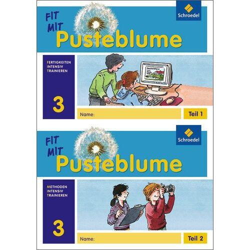 Dieter Kraft - Pusteblume. Die Methodenhefte: FIT MIT Pusteblume 3 - Preis vom 05.05.2021 04:54:13 h