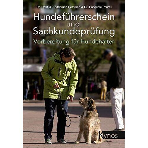 Feddersen-Petersen, Dr. med. vet. Dorit Urd - Hundeführerschein und Sachkundeprüfung: Vorbereitung für Hundehalter - Preis vom 23.08.2019 05:34:25 h