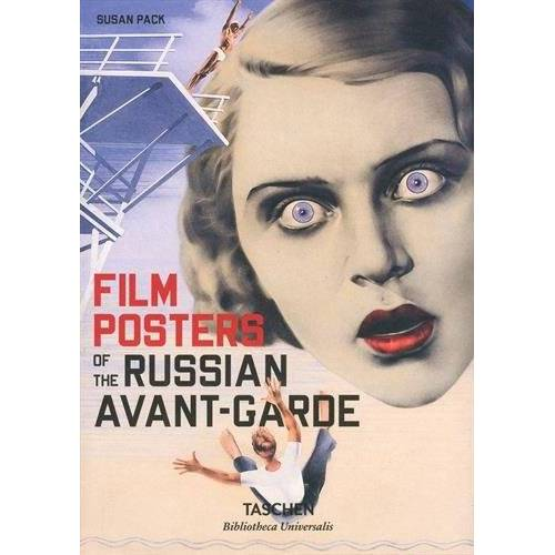 Susan Pack - Film Posters of the Russian Avant-Garde (Art) - Preis vom 05.09.2020 04:49:05 h