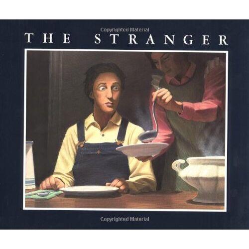 Chris Van Allsburg - Stranger - Preis vom 08.05.2021 04:52:27 h