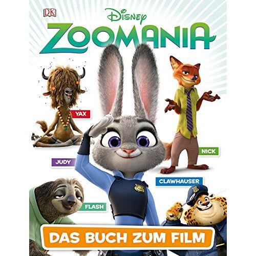 Disney Zoomania: Das Buch zum Film - Preis vom 21.10.2020 04:49:09 h