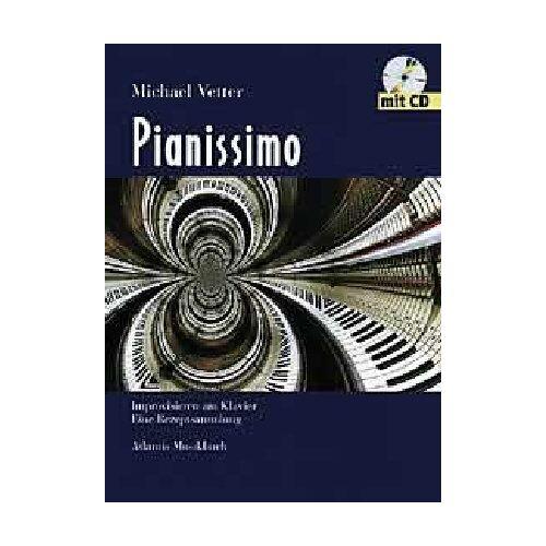Michael Vetter - Pianissimo: Improvisieren am Klavier. Ausgabe mit CD. - Preis vom 08.05.2021 04:52:27 h