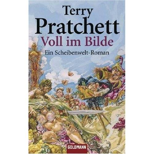 Terry Pratchett - Voll im Bilde: Ein Scheibenwelt-Roman: Ein Roman von der bizarren Scheibenwelt - Preis vom 20.04.2021 04:49:58 h