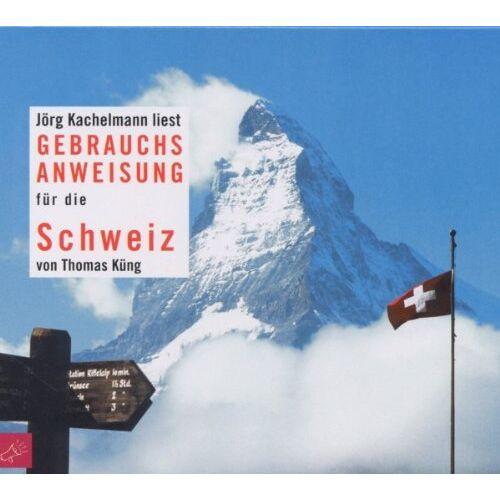 Thomas Küng - Gebrauchsanweisung für die Schweiz, 2 Audio-CDs - Preis vom 22.02.2021 05:57:04 h