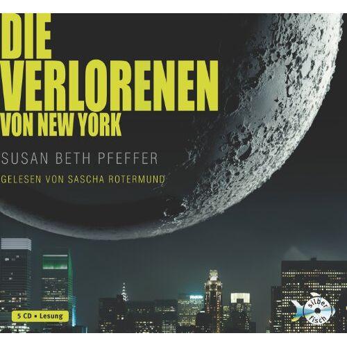 Pfeffer, Susan Beth - Die Verlorenen von New York (5 CDs) - Preis vom 21.10.2020 04:49:09 h