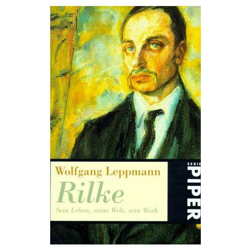 Wolfgang Leppmann - Rilke - Preis vom 10.05.2021 04:48:42 h