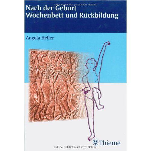 Angela Heller - Nach der Geburt: Wochenbett und Rückbildung - Preis vom 06.04.2021 04:49:59 h