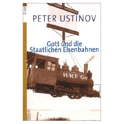 Peter Ustinov - Gott und die staatliche Eisenbahnen - Preis vom 07.05.2021 04:52:30 h