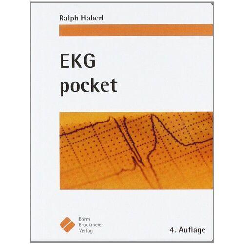 Ralph Haberl - EKG pocket: Das Vademecum - Preis vom 05.09.2020 04:49:05 h