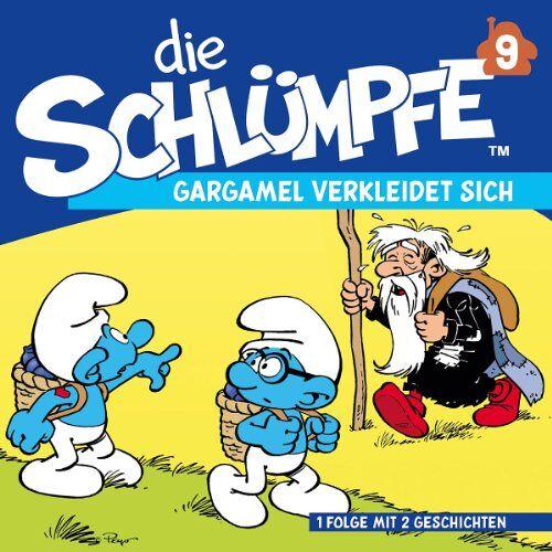 die Schlümpfe - 09: Gargamel verkleidet sich / Die Hexenschülerin - Preis vom 15.05.2021 04:43:31 h