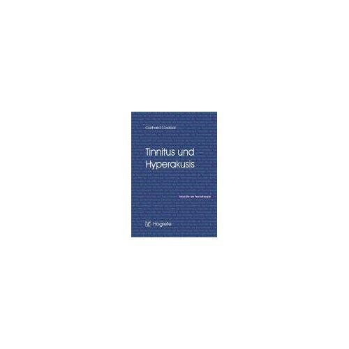 Gerhard Goebel - Tinnitus und Hyperakusis - Preis vom 18.04.2021 04:52:10 h