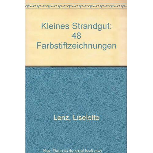 - Kleines Strandgut - 48 Farbstiftzeichnungen - Preis vom 27.09.2020 04:53:55 h