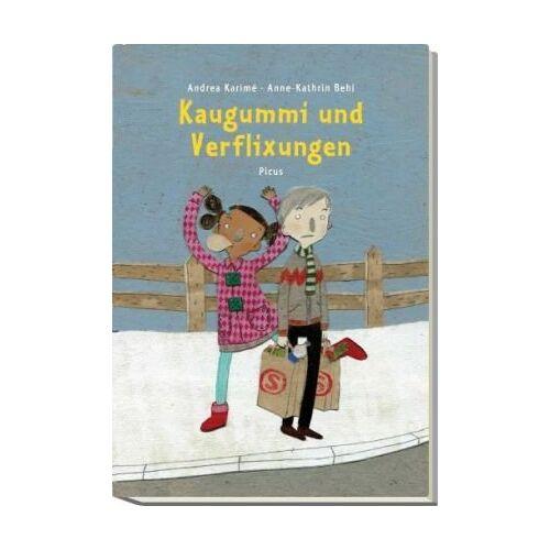 Andrea Karimé - Kaugummi und Verflixungen - Preis vom 19.08.2019 05:56:20 h