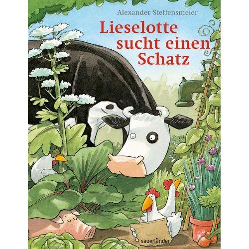 Alexander Steffensmeier - Lieselotte sucht einen Schatz - Preis vom 15.08.2019 05:57:41 h
