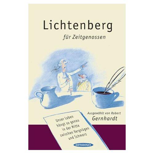 Lichtenberg, Georg Christoph - Lichtenberg für Zeitgenossen - Preis vom 09.05.2021 04:52:39 h