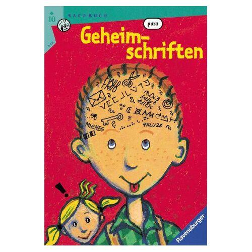 Karl-Heinz Paraquin - Geheimschriften - Preis vom 25.02.2021 06:08:03 h