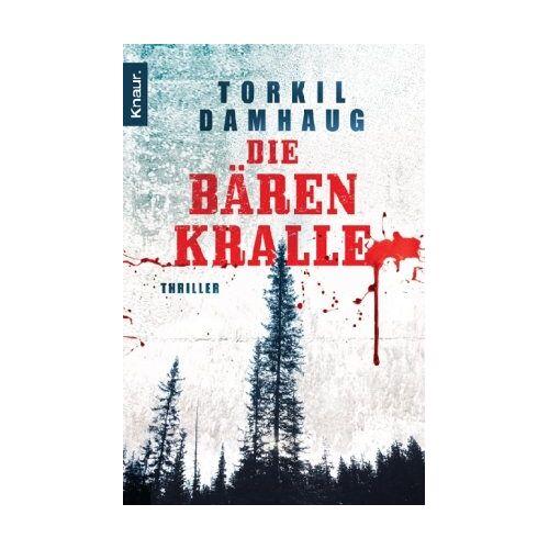 Torkil Damhaug - Die Bärenkralle: Thriller - Preis vom 05.09.2020 04:49:05 h