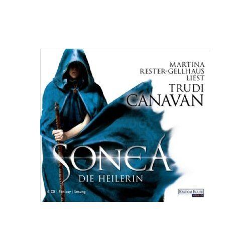 Trudi Canavan - Sonea 2: Die Heilerin - Preis vom 21.04.2021 04:48:01 h