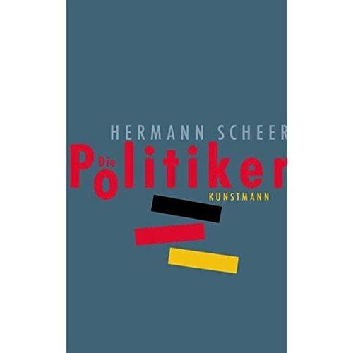 Hermann Scheer - Die Politiker - Preis vom 16.05.2021 04:43:40 h