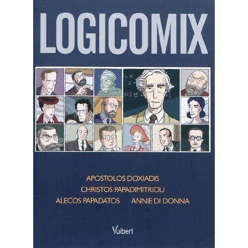 Doxiadis, Apostolos K. - Logicomix - Preis vom 15.04.2021 04:51:42 h