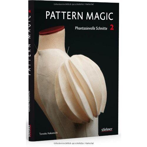 Tomoko Nakamichi - Pattern Magic 2 - Phantasievolle Schnitte - Preis vom 08.05.2021 04:52:27 h