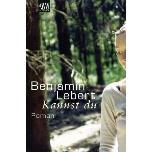 Benjamin Lebert - Kannst Du. - Preis vom 21.10.2020 04:49:09 h