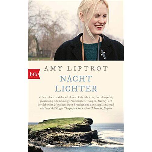 Amy Liptrot - Nachtlichter - Preis vom 05.12.2019 05:59:52 h