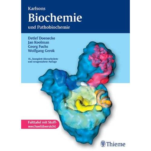 Peter Karlson - Karlsons Biochemie und Pathobiochemie - Preis vom 20.10.2020 04:55:35 h
