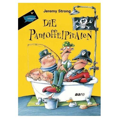 Jeremy Strong - Die Pantoffelpiraten - Preis vom 17.04.2021 04:51:59 h