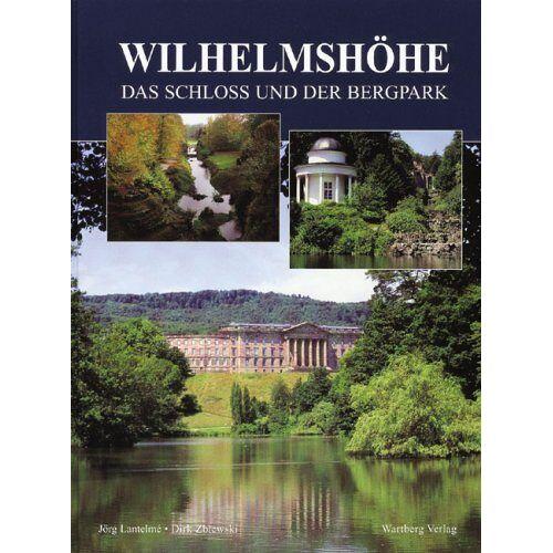 Dirk Zblewski - Wilhelmshöhe - Das Schloss und der Bergpark: Farbbildband - Preis vom 03.05.2021 04:57:00 h