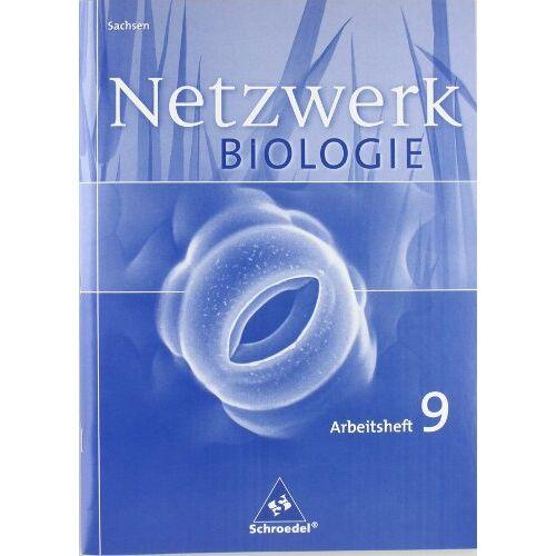 Antje Starke - Netzwerk Biologie - Ausgabe 2004 für Sachsen: Arbeitsheft 9 - Preis vom 24.09.2020 04:47:11 h