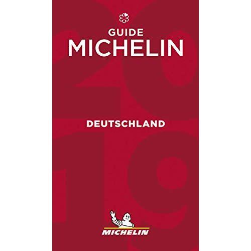 Michelin Deutschland 2019: Hotels & Restaurants (MICHELIN Hotelführer Deutschland) - Preis vom 30.11.2020 05:48:34 h